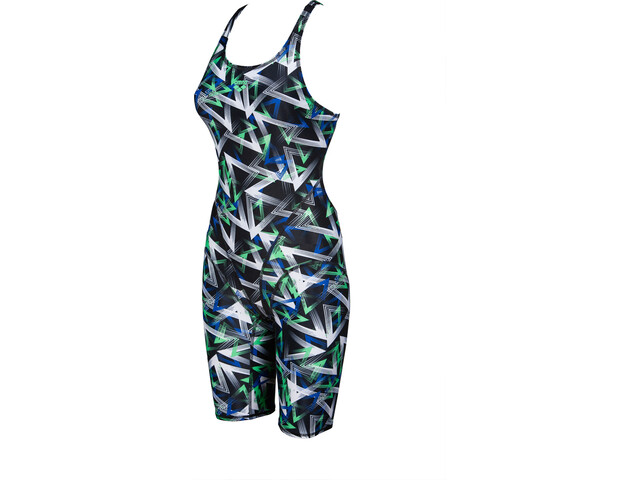 arena Power Triangle Full Body Suit Women black/multi